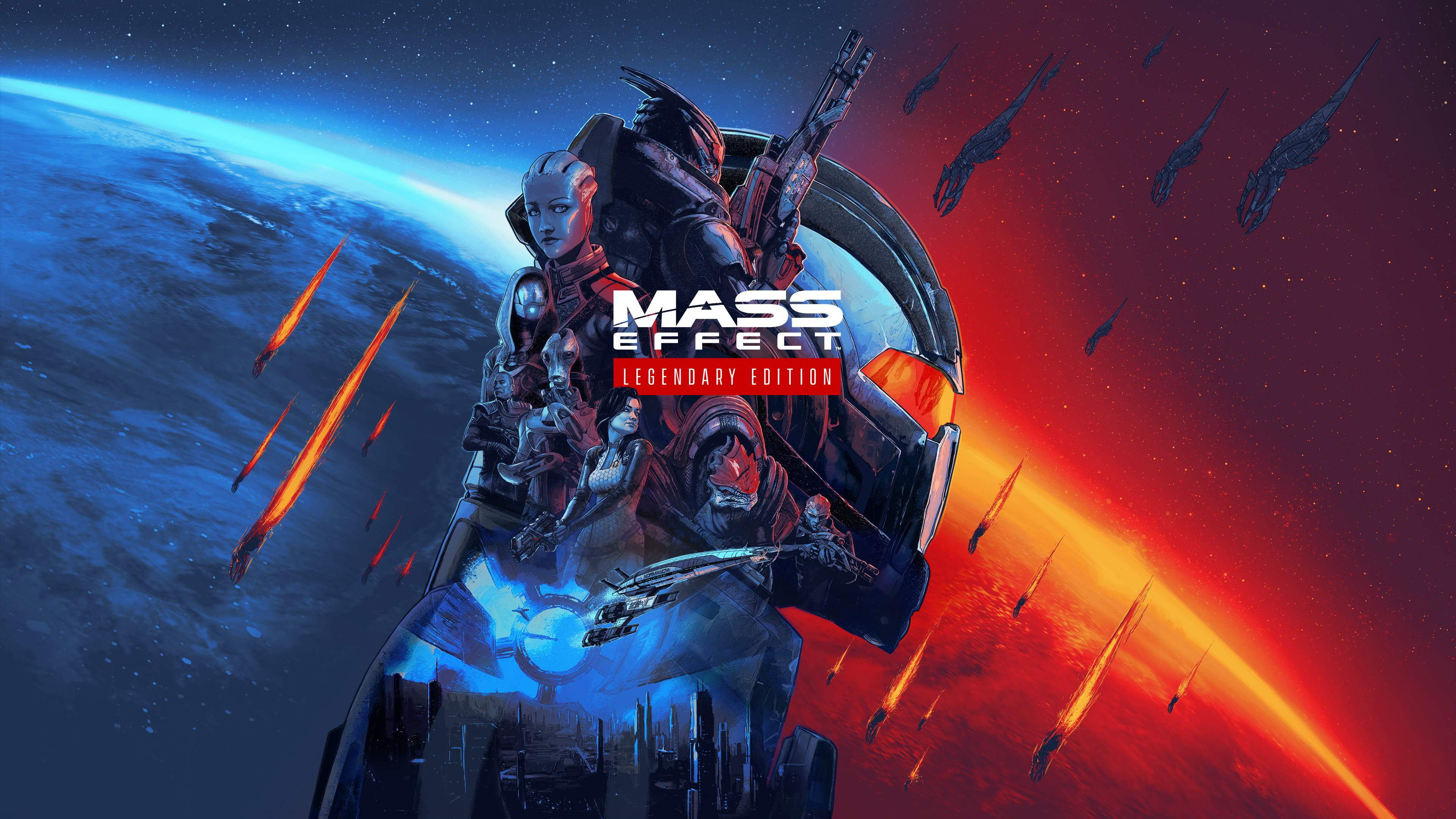 SALVA LA GALASSIA CON MASS EFFECT LEGENDARY EDITION