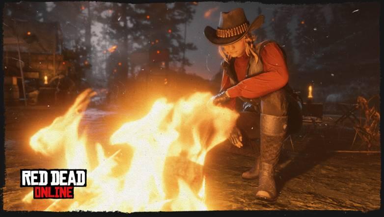 Red Dead Online: bonus per la creazione di oggetti