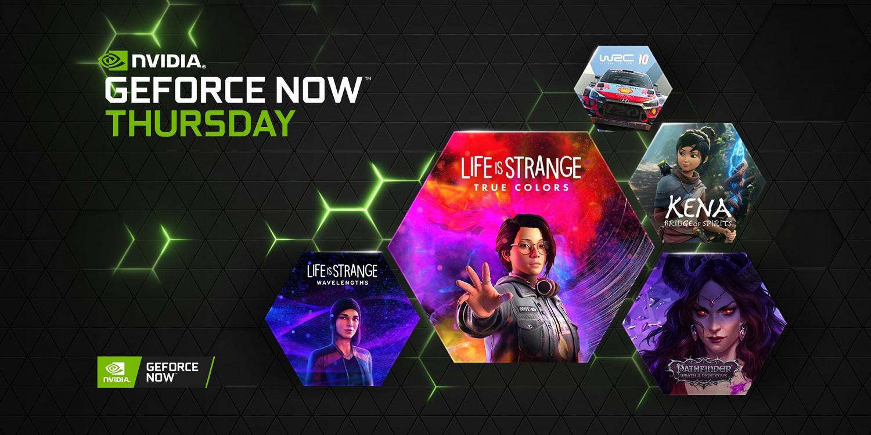 GeForce NOW: 6 nuovi giochi al day one