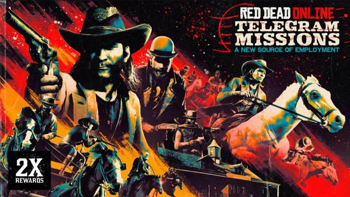Red Dead Online: bonus in Una nuova fonte di impegno e nella terra delle opportunità