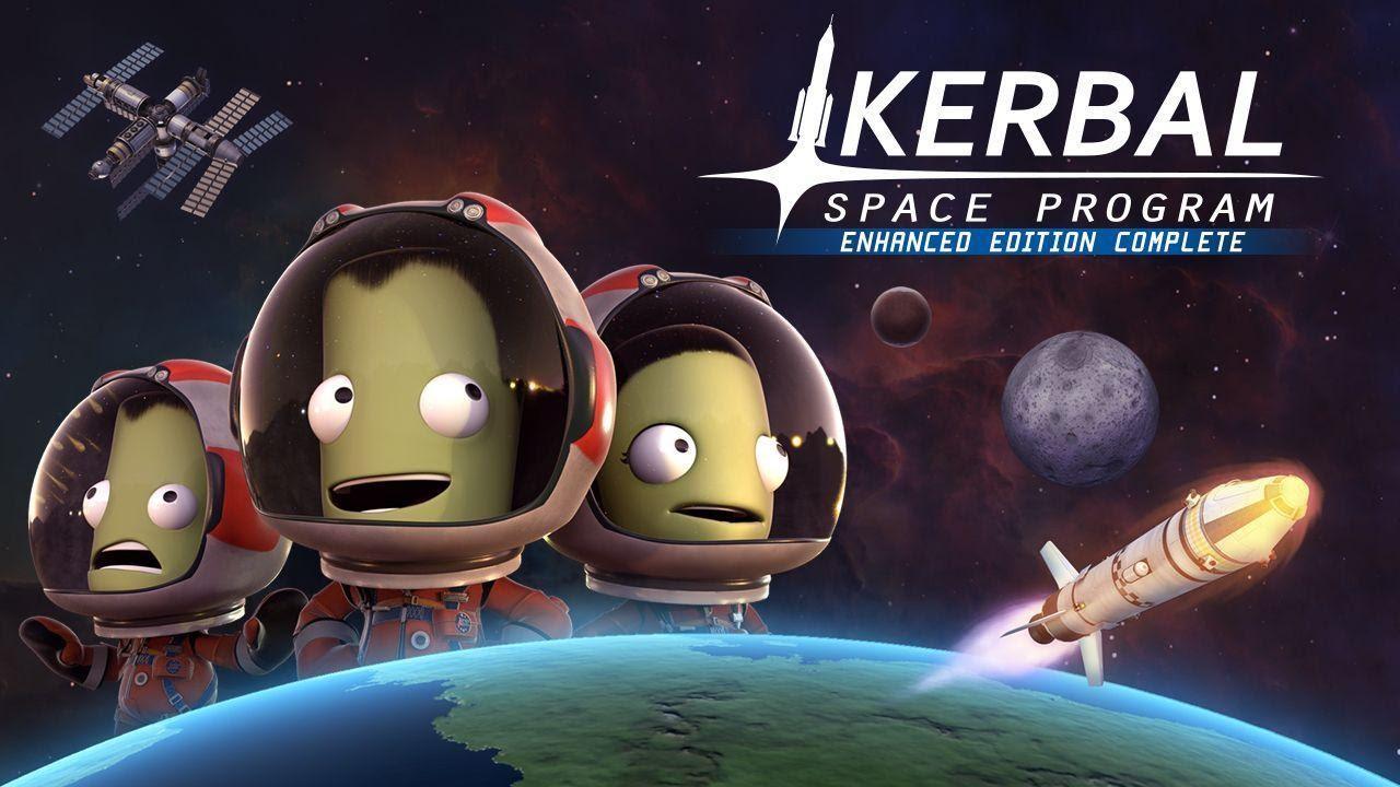 Kerbal Space Program Enhanced Edition disponibile su PS5 e Xbox X|S