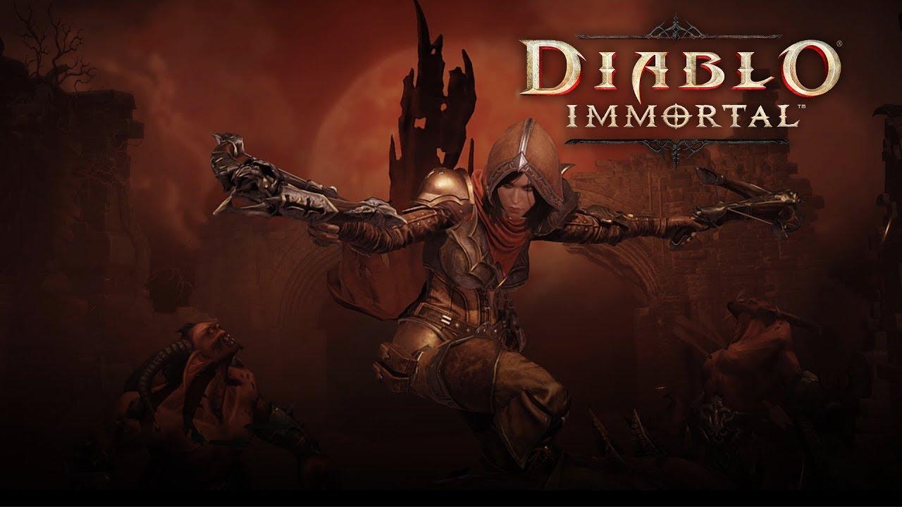 Diablo Immortal - la closed beta inizia stanotte