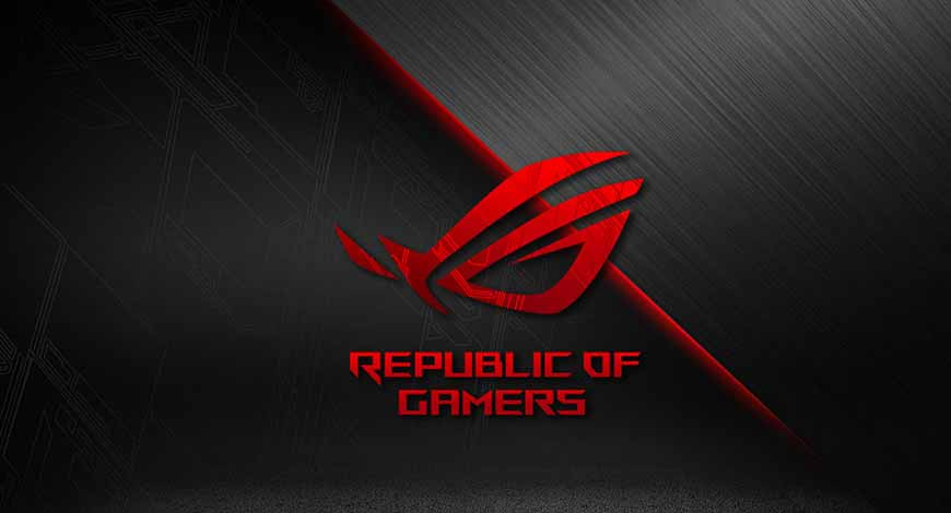 ASUS ROG svela nuovi prodotti per il gaming