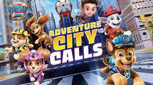 PAW Patrol The Movie: Adventure City Calls disponibile ad agosto