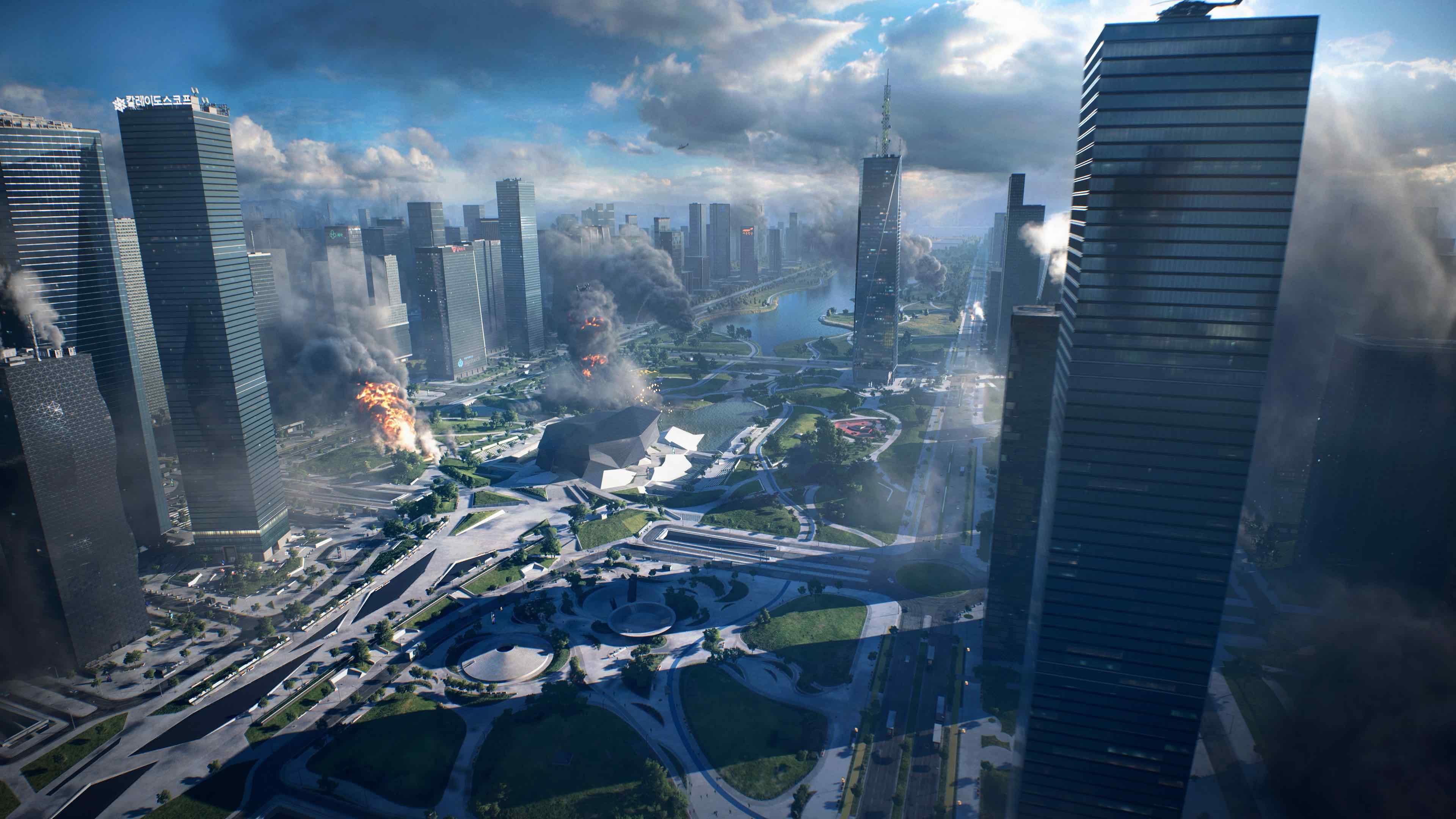 Battlefield 2042 Il trailer di gioco di fa il suo debutto all