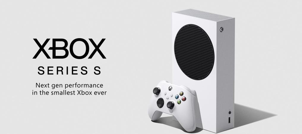 Xbox Series S arriva il 10 novembre