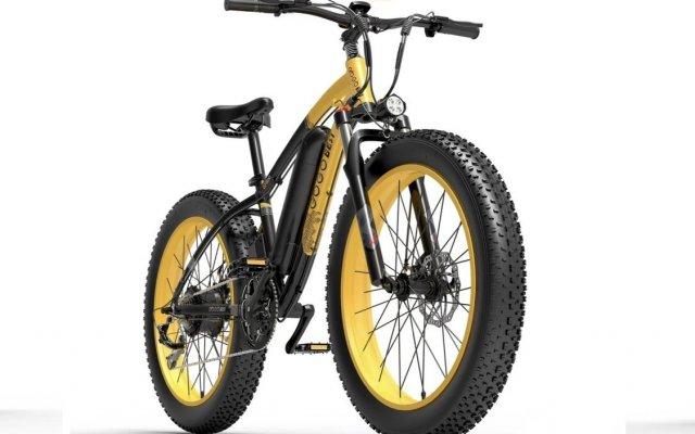 Bici Elettrica GOGOBEST GF600 : Una Fat Bike adatta a tutti i percorsi