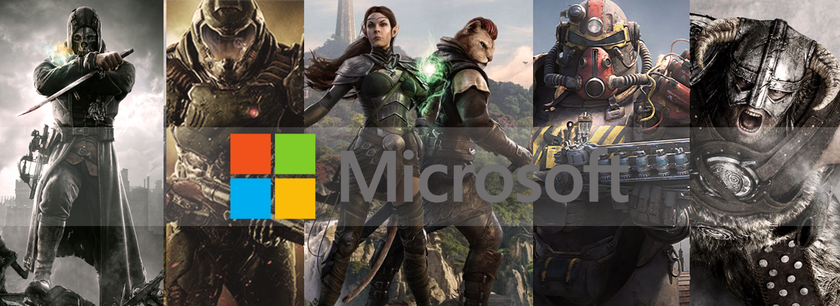 Microsoft finalizza l'acquisizione di ZeniMax Media
