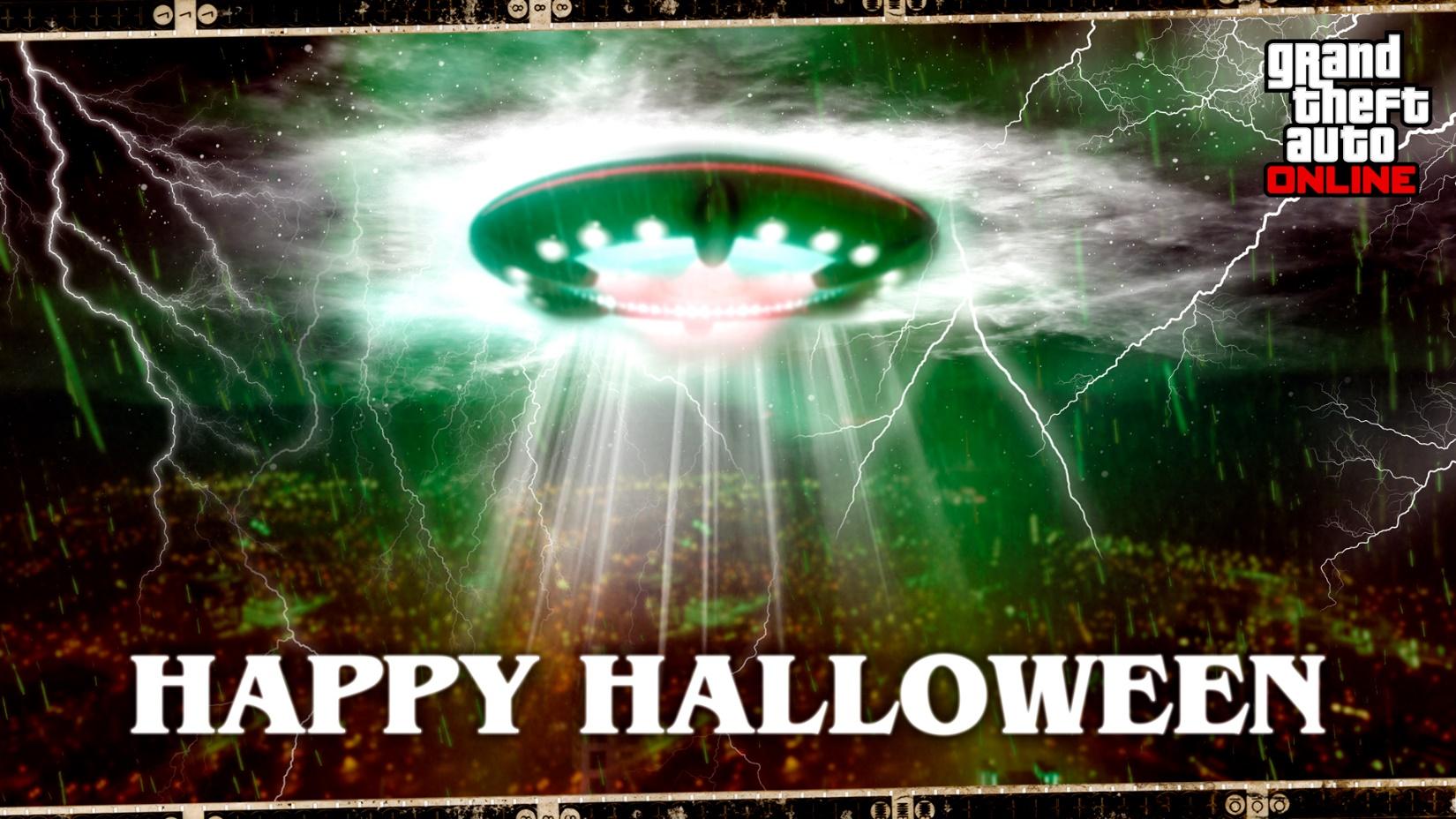 GTA Online: modalità di Halloween - veicoli fantasma e squartatori