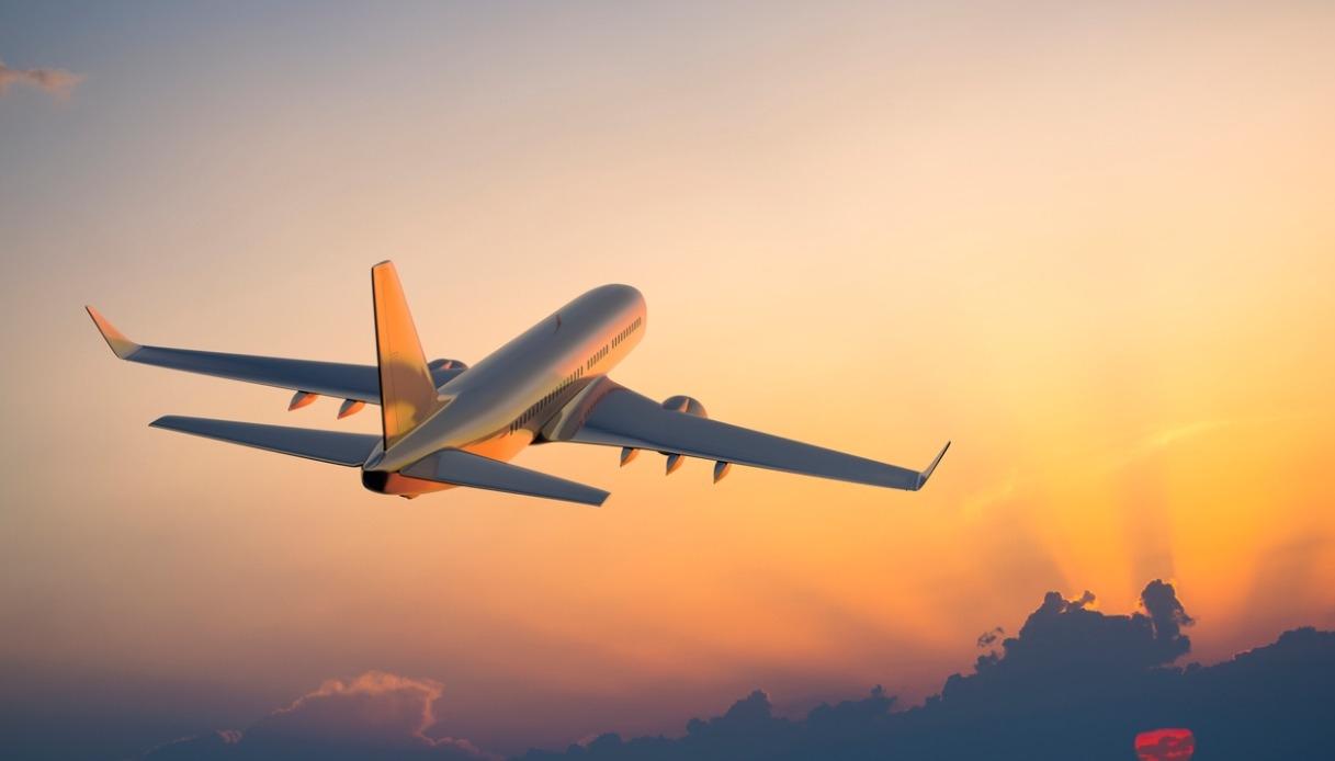 Gli scienziati trovano il modo per trasformare la CO2 in carburante per aerei