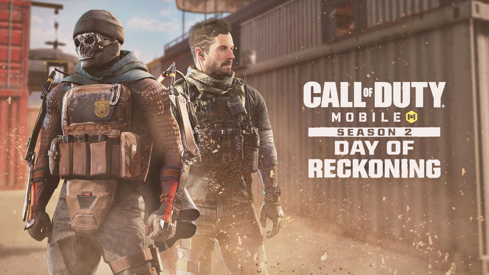 Call of Duty Mobile lancia la Season 2: Day of Reckoning