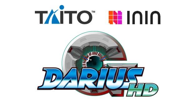 Taito G-Darius HD aperti i Pre-ordini
