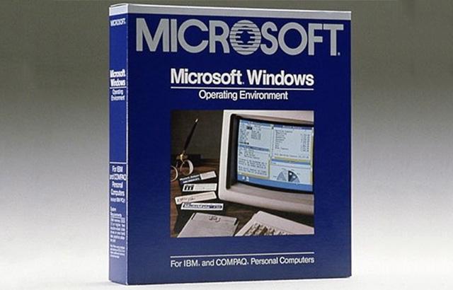 Microsoft Windows oggi compie 35 anni