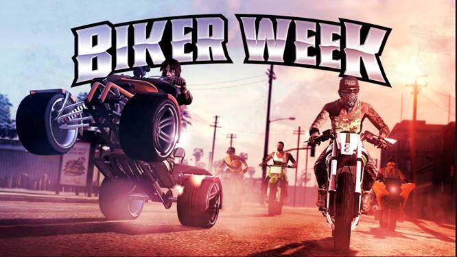 GTA Online: settimana dei motociclisti