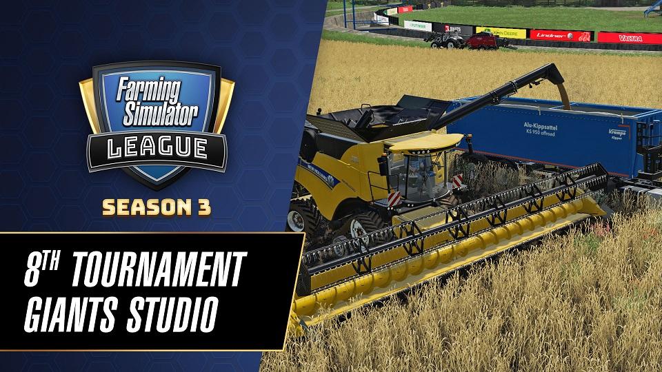 Farming Simulator League: GIANTS Software annuncia gli eventi in presenza