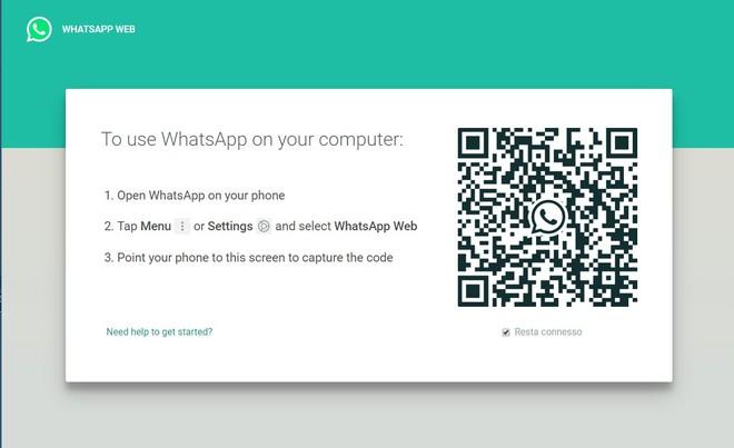 Whatsapp web: come usarlo?