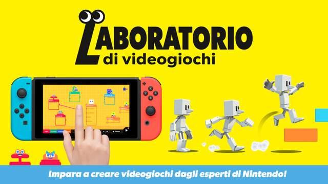 SVILUPPATORI ITALIANI CREANO QUATTRO VIDEOGAME CON LABORATORIO DI VIDEOGIOCHI