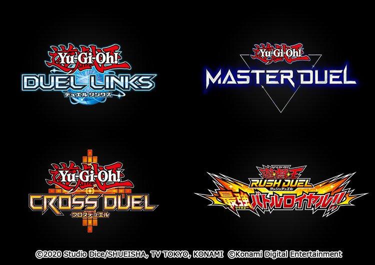 KONAMI svela tre nuovi titoli digitali Yu-Gi-Oh