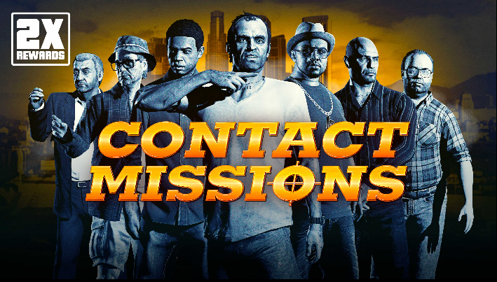 GTA Online: Contact Missions – ricompense doppie