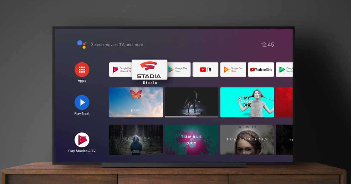 GLI SMART TV DI LG RICEVERANNO STADIA CLOUD GAMING