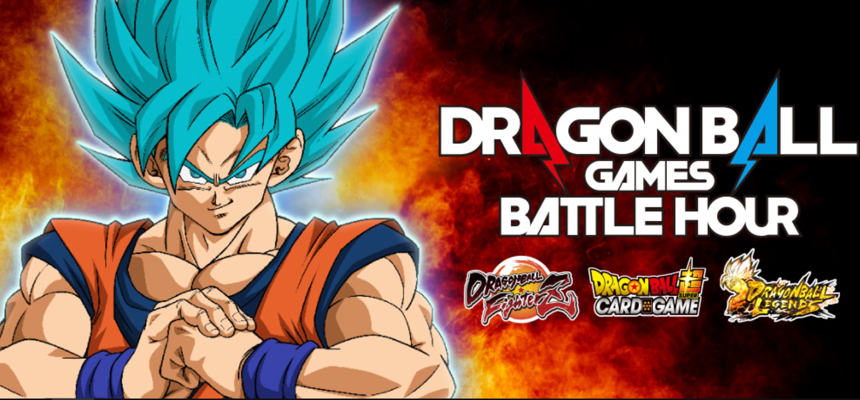DRAGON BALL GAMES BATTLE HOUR - ANNUNCIATO L