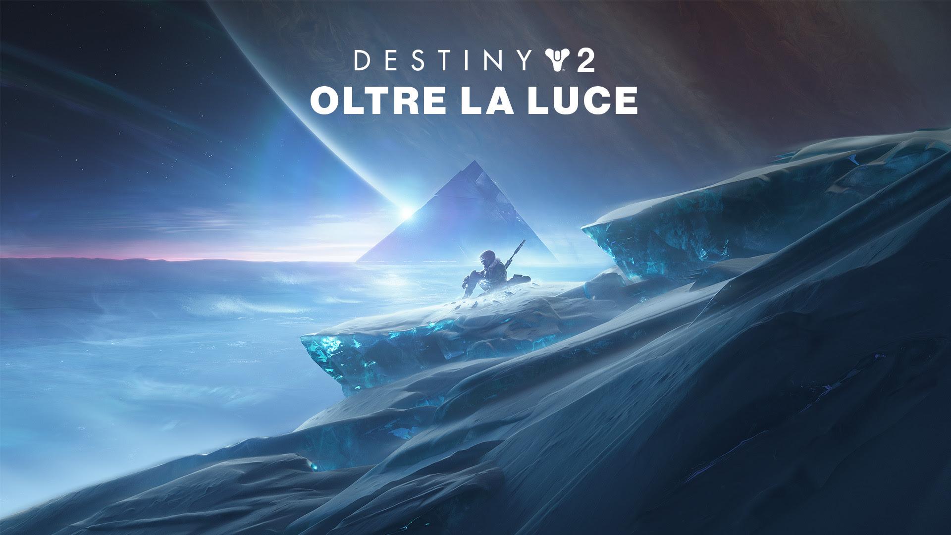 Bungie - Destiny 2: Oltre la Luce da oggi disponibile