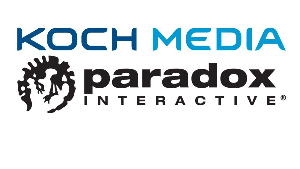 Koch Media rafforza la partnership con Paradox Interactive