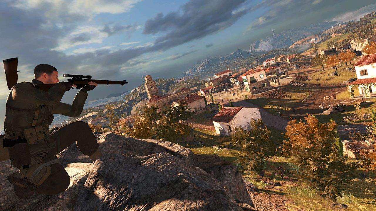 SNIPER ELITE 4, ORA DISPONIBILE SU SWITCH