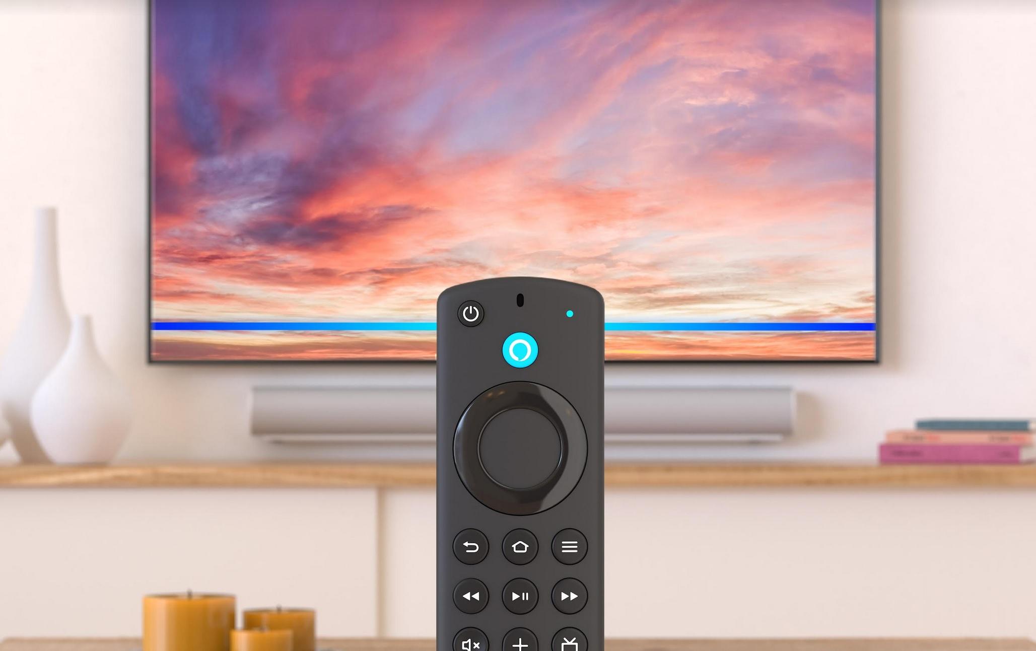 Amazon presenta Fire TV Stick 4K Max