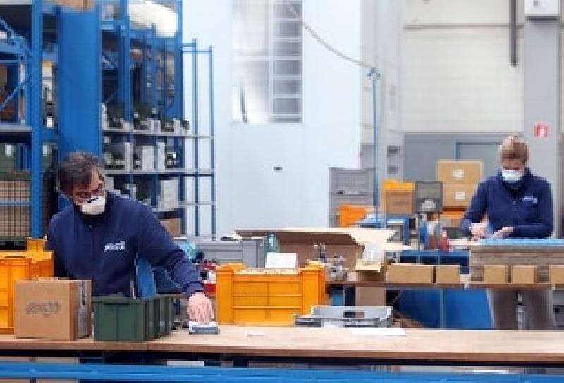Fase 2: il 4 maggio tornano a lavoro 4,4 mln di persone, più a Nord e più over 50
