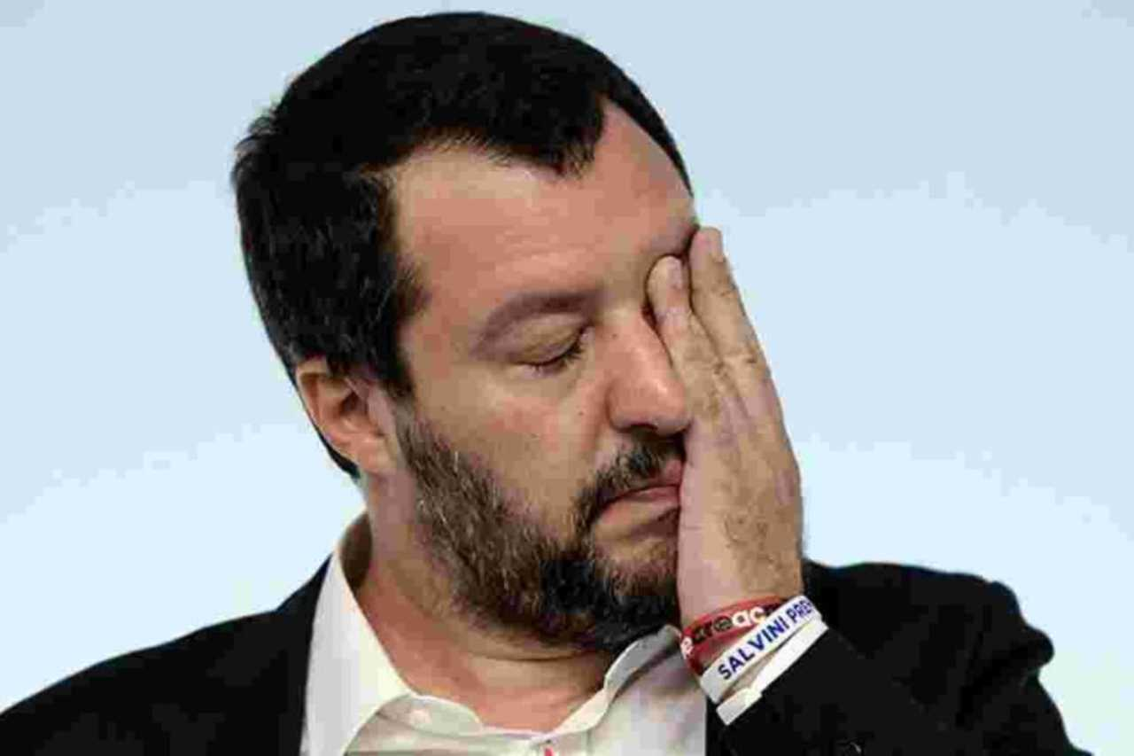 Sondaggi: povero Salvini, sempre più giù, la Meloni raddoppia i consensi