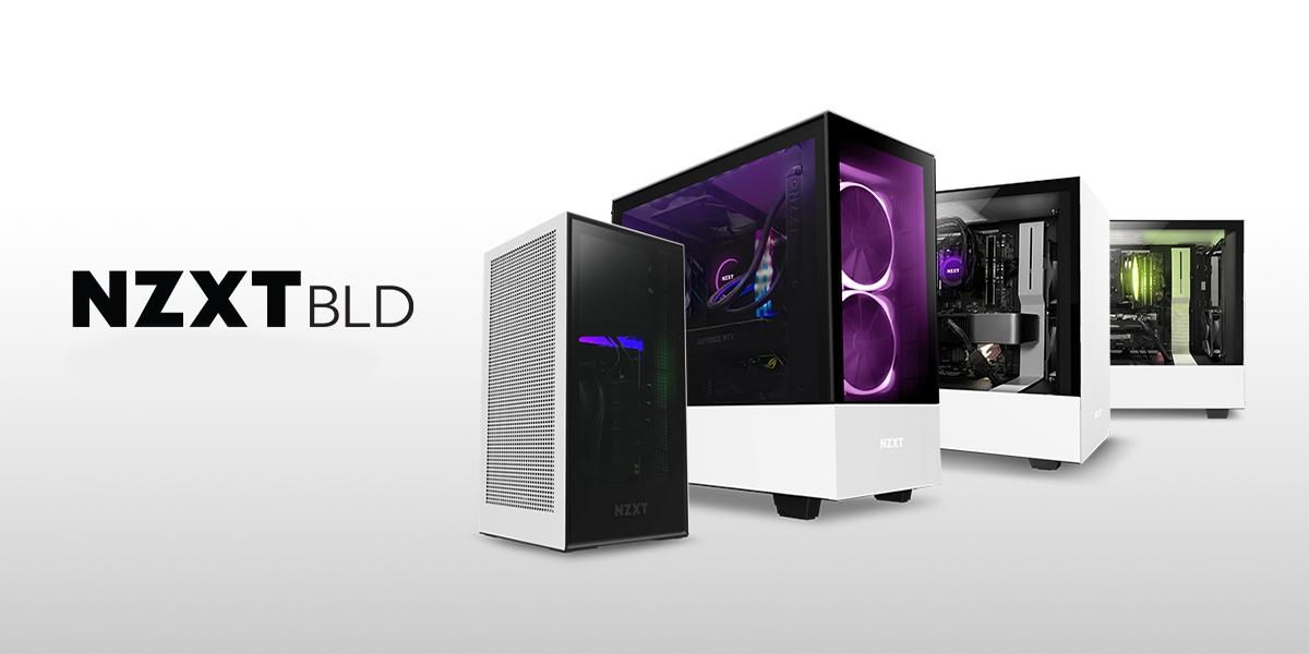 NZXT introduce in Italia la sua linea di PC pre-assemblati