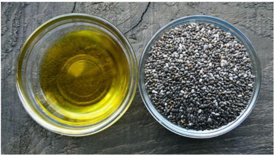 6 benefici e usi dell'olio di semi di Chia