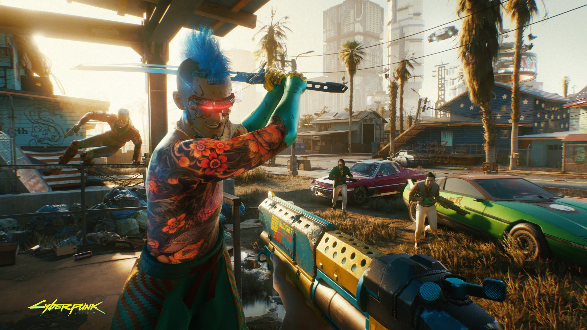 CD Projekt RED si scusa per il disastro Cyberpunk 2077 su Old-Gen