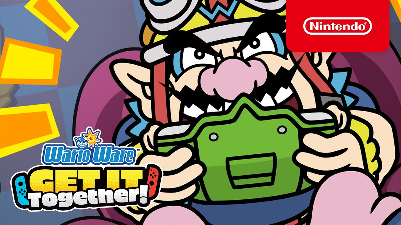 Wario Ware: Get It Together nuovo trailer