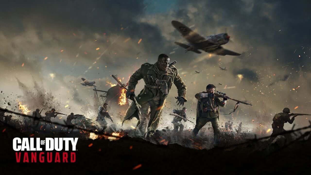 Call of Duty: Vanguard trailer di lancio ufficiale