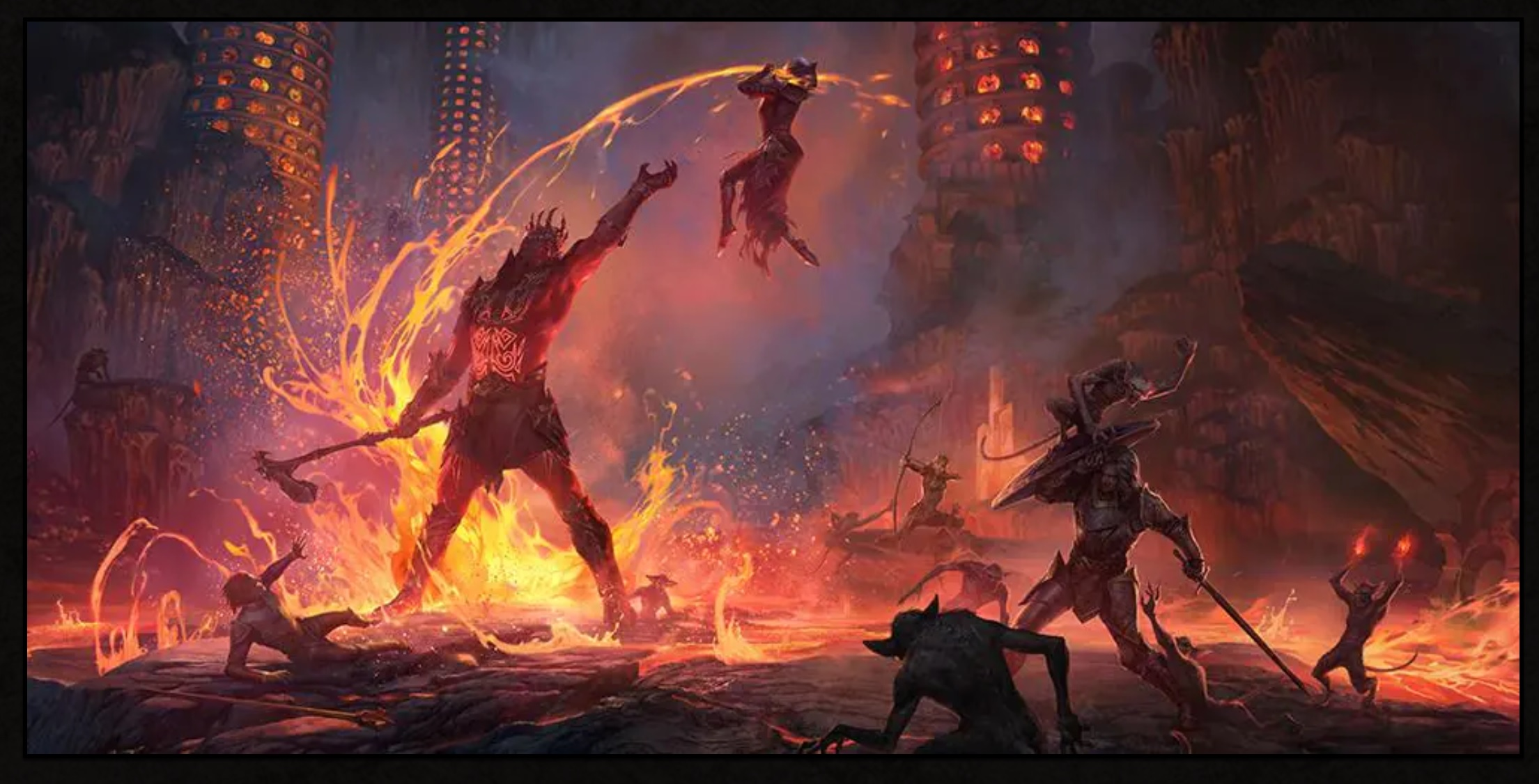 Il DLC The Elder Scrolls Online: Flames of Ambition porta tante novità
