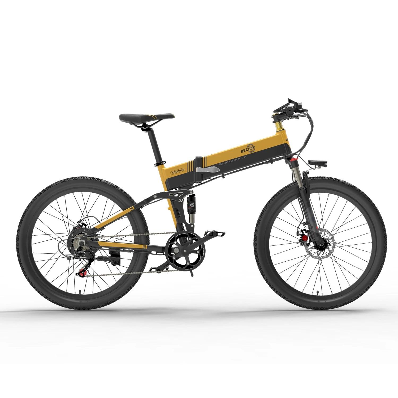 Bezior X500 Pro : La Bici Elettrica super portatile