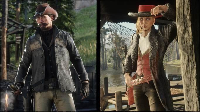 Red Dead Online: bonus per Distillatori e abbigliamento