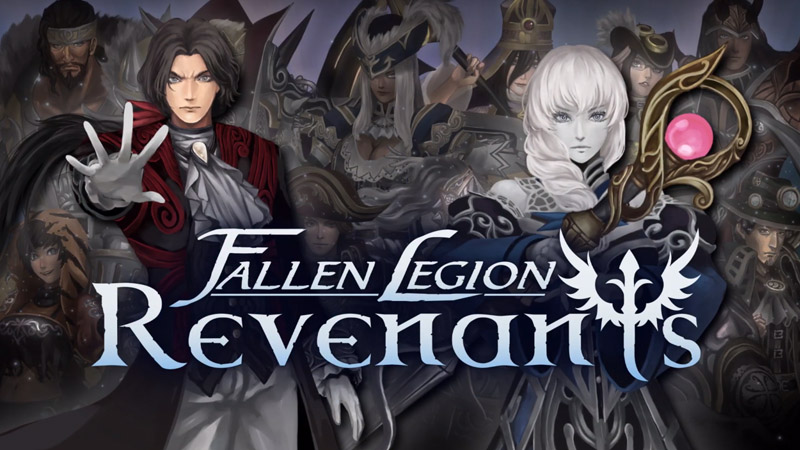 FALLEN LEGION REVENANTS: DEMO GRATUITA E UN NUOVO TRAILER