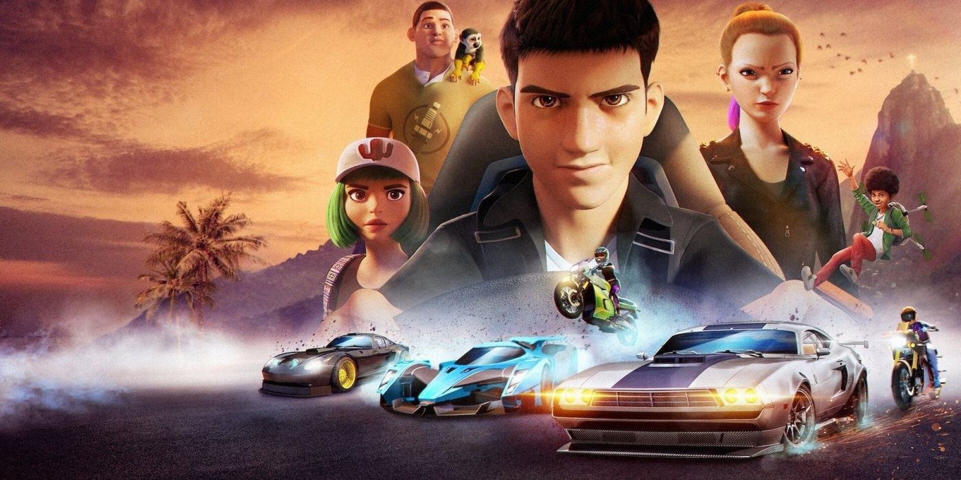 Fast & Furious: Spy Racers Rise of SH1FT3R arriva a novembre