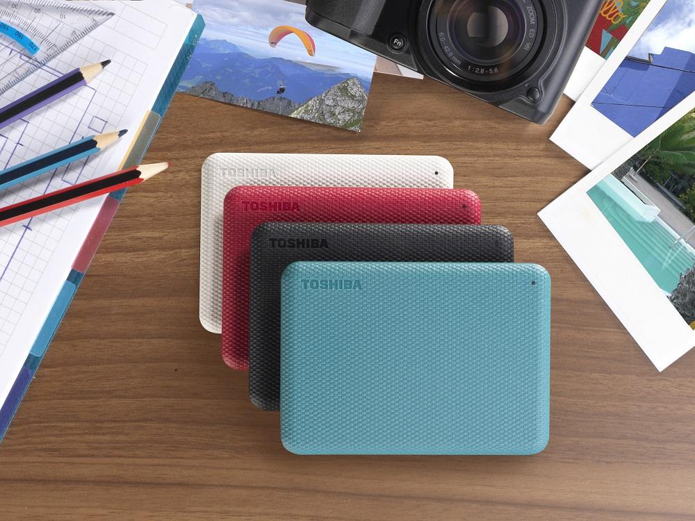 """Canvio Advance: l'hard disk che sa tenere anche i """"segreti"""" dei migliori amici"""