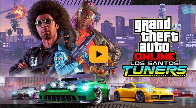 GTA Online: Los Santos Tuners ora disponibile