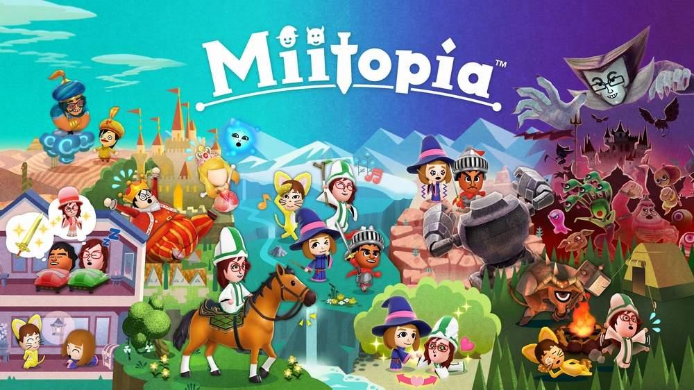 Miitopia: il grande ritorno dei Mii su Nintendo Switch
