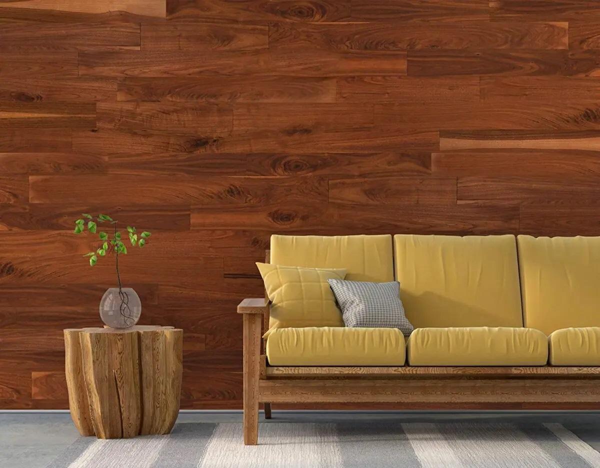 Arredare con pannelli in legno per una casa accogliente e naturale