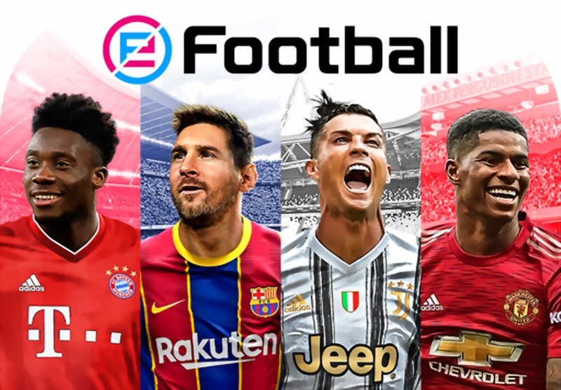 eFootball PES 2021 MOBILE 350 MILIONI DI DOWNLOAD