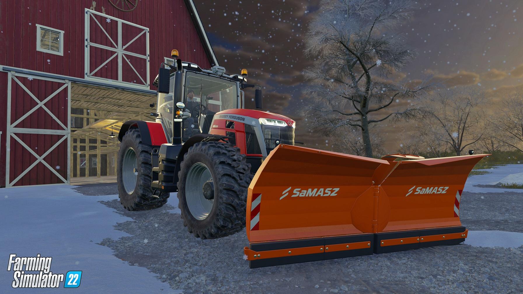 Farming Simulator 22: i primi video di gameplay