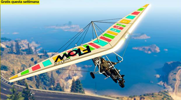 GTA Online: Settimana dei piloti