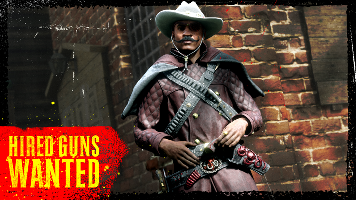 Red Dead Online: bonus Cacciatori di taglie
