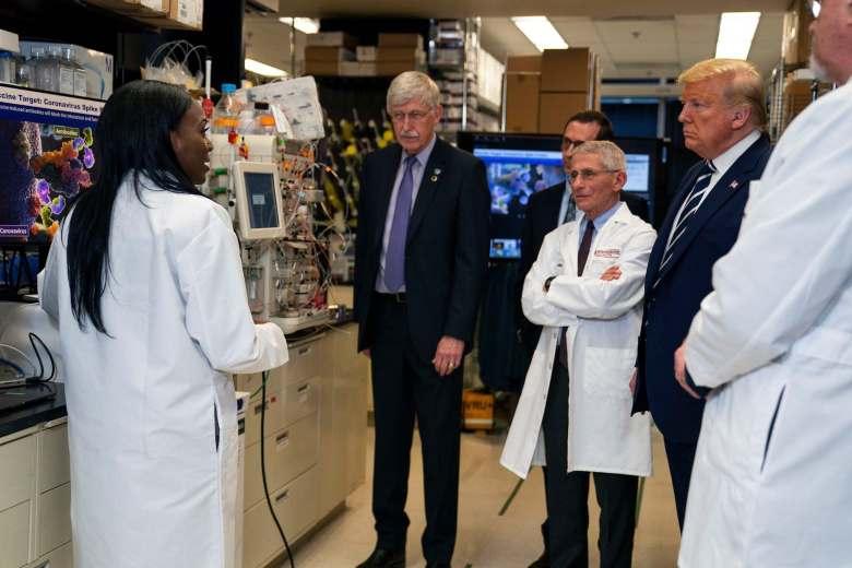 Coronavirus, Trump insiste: il virus è nato in un laboratorio di Wuhan